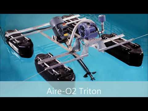 Aeration Industries' Equipment