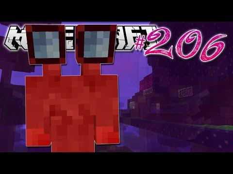 Minecraft | GIANT MUSHROOM DIMENSION!! | Diamond Dimensions Modded Survival #206