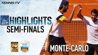 Highlights: Lopez/Lopez Reach First Masters 1000 Team Final In Monte-Carlo
