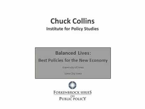 Public Policy Options | Chuck Collins