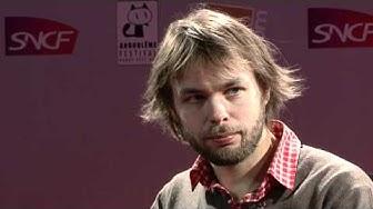 Angoulême 2011 - Interview de Ville Ranta - L'exilé du Kalevala