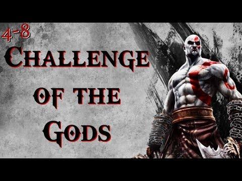 God of War - Challenge of the Gods Walkthrough *REDONE* (death_unites_us)