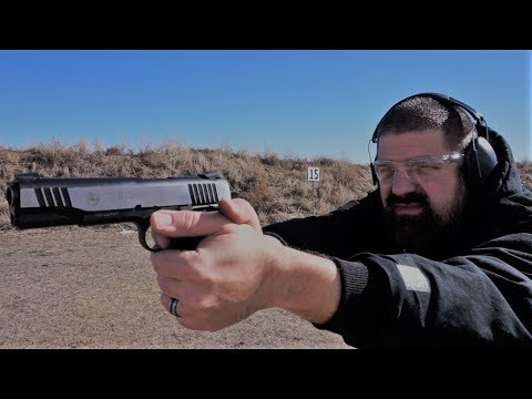 Taurus PT1911 .45ACP range report and accuracy test!
