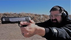 Taurus PT1911 .45ACP range report and accuracy test!