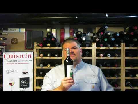 Megalomaniac 2015 Cabernet, FRANK (Ontario Wine Review #272)