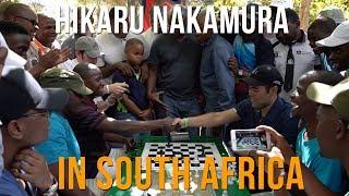 Hikaru Nakamura On Chess In South Africa