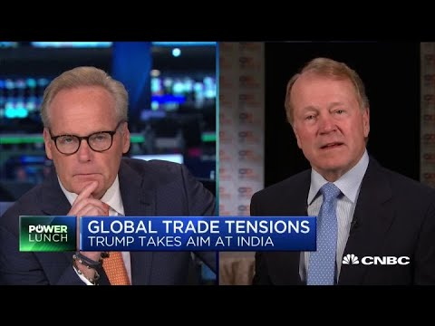 India the most important, strategic partner for US: Former Cisco CEO