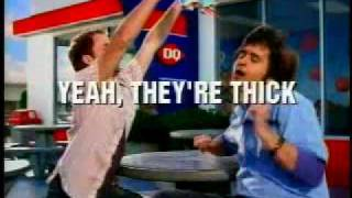Dairy Queen Blizzard Commercial: Yeah, they