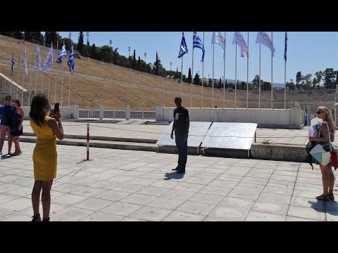 Panathenaic Stadium - Athens, Greece