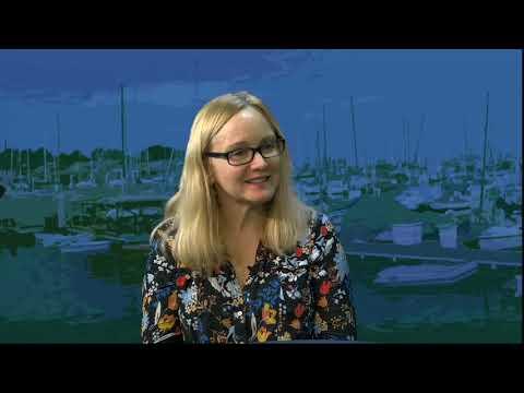 Sarah Wood - YourTown TV - host Wendy Brodie