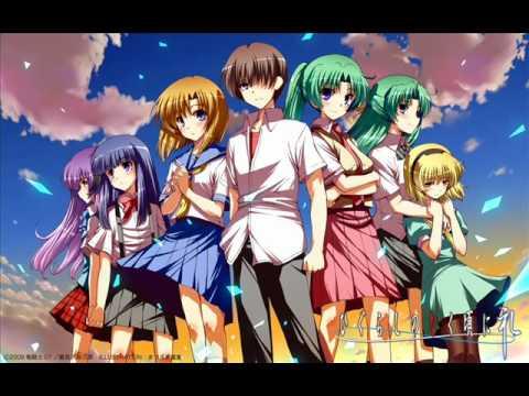 Higurashi no Naku Koro ni Kai OST Gekitotsu + mp3 download