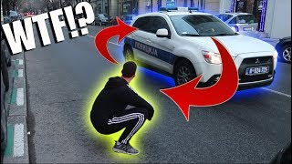 STARTOVALA ME POLICIJA JER SAM CUCAO NA ULICI!?