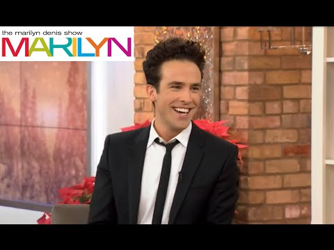 Matt Forbes on 'The Marilyn Denis Show' (CTV)