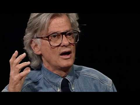 Richard Avedon interview on Charlie Rose (1993)