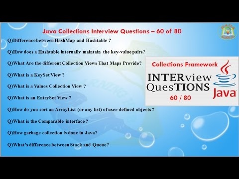 Java Collections Interview Questions & Answers