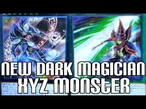 New Dark Magician Xyz Support Cards New Cards Revealed Youtube