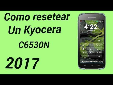 MetroPCS Kyocera Hydro Life C6530N Hard Reset | FunnyDog TV
