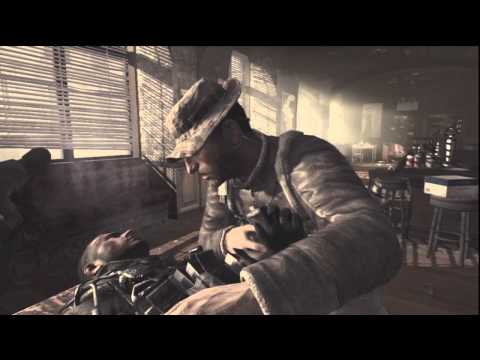 Call of Duty: Modern Warfare 3 - Campaign - Blood Brothers