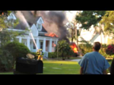 Indian river shores house fire