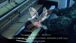 """Magic"" - Coldplay (Ghost Stories HD Piano Cover) - Costantino Carrara"