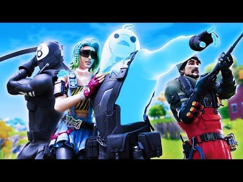 The New Gang! (Fortnite Chapter 2 Short Film)