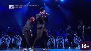 Justin Timberlake - Rock Your Body (V Festival 2014) HD