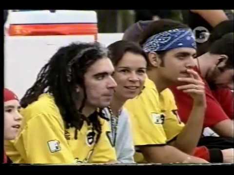 Os Comédia x Ranca Toco FC - Rockgol 2002 [Rodada 01 Fase de grupos]