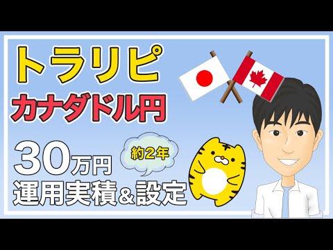 【完全公開】FX自動売買トラリピ(カナダドル円)を30万円で始めて約2年運用したリアルな実積&設定を解説!