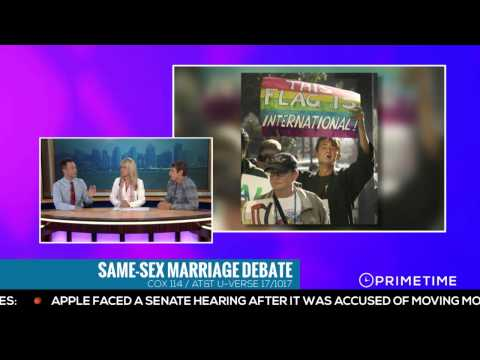 The Same Sex Marriage Debate Continues