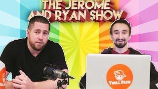 Jerome & Ryan Show #2 - BIG BOSSES + MARIO KART SHOWDOWN