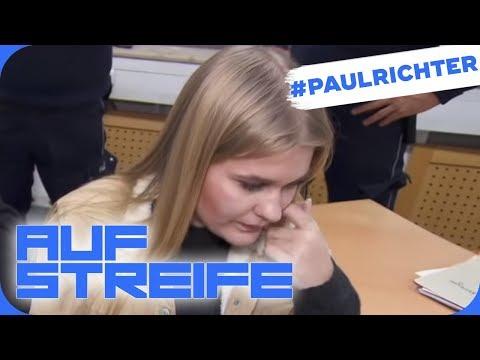 Schülerin Von Lehrer GESCHLAGEN? Eskalation Auf Wache   #PaulRichterTag   Auf Streife   SAT.1