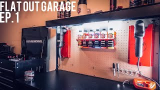 Building a Perfect Garage? Flat Out Garage Build: Episode 1
