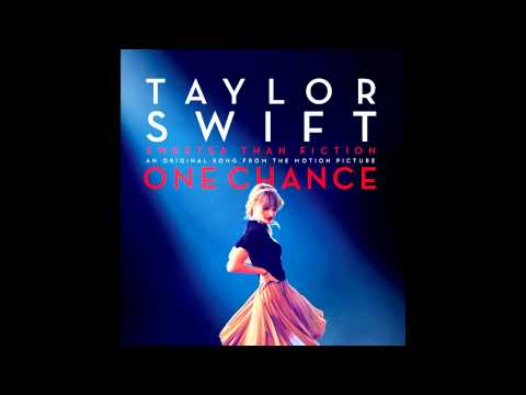 Taylor Swift - Sweeter Than Fiction (Soundtrack of One Chance) (+LYRICS IN DESC)