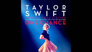 Taylor Swift Sweeter Than Fiction Soundtrack Of One Chance +lyrics In Desc