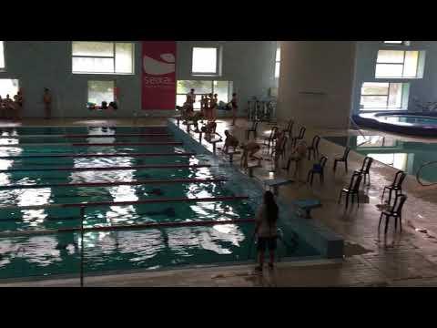 Torneio de escolas de natação - Corroios Mar 2019 - 25 bruços