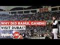 Rahul Gandhi: from sub-par to rock star