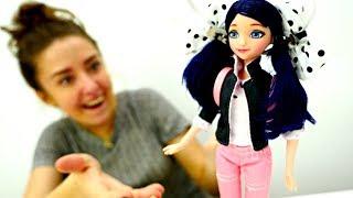 НОВАЯ #Кукла МАРИНЕТТ из мультика #ЛедиБаг и Супер Кот! 🎀 Игрушки и Игры для Девочек на #МамыиДочки