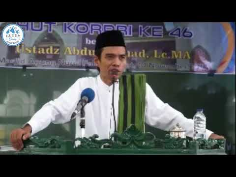 Inilah Pahalanya Membaca Al Quran Oleh  Ustadz Abdul Somad Lc MA