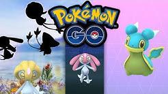 Selfe, Vesprit und Tobutz wild fangbar, neue Regionale | Pokémon GO Deutsch #987