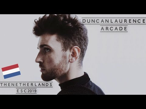 2019 EUROVISION REACTS WITH TURKISH LUKAS ! (Duncan Laurence - Arcade The Netherlands ESC2019)