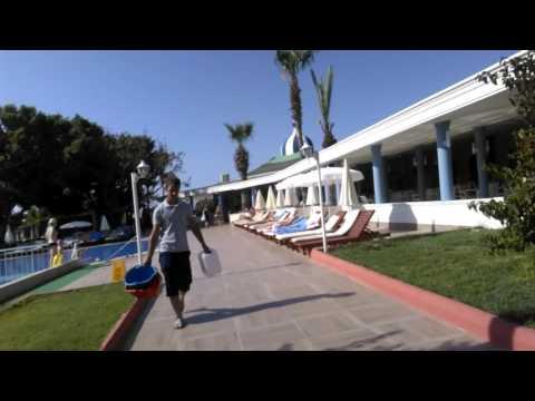 The garden beach hotel. Турция, Alanya