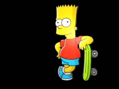 The Simpsons Bart 3d Animation Screensavers Youtube