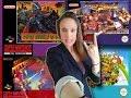 Girly Gamer: My top 10 Snes Games (retro gaming)