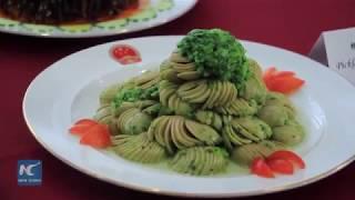 Rwanda Television introduces Chinese food on TV program