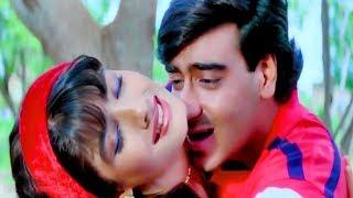 Jo Tumhen Chahe Usko Satana ((( Jhankar ))) HD, Dilwale (1994) Ajay Devgan, Raveena Tandon