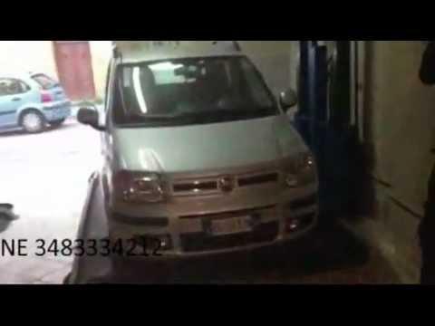 Sollevatore Per Auto Monocolonna Eurolift Traslante Mp4 Youtube