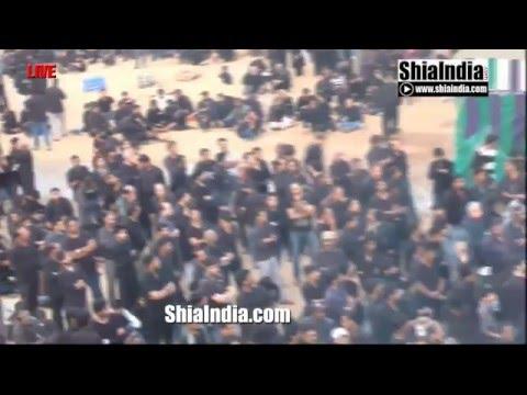 Chuptazia Procession From Alaw-e-Sartauq 1437-2015-16
