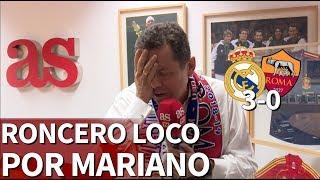 Real Madrid 3-0 Roma | Roncero feliz con el debut del Madrid en Champions | Diario AS
