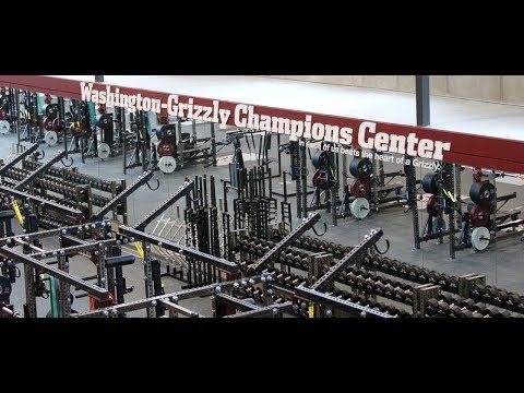 University of Montana Champions Center unveiling