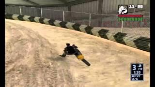 GTA San Andreas Стадион 100% Прохождение 18+